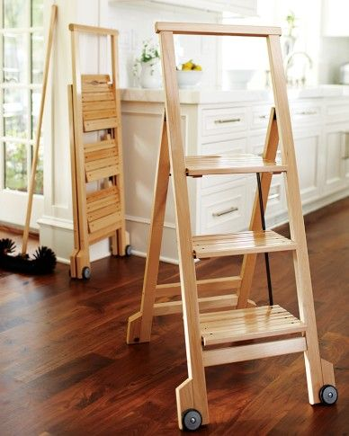 kitchen ladder beautiful cabinets folding step stool polder slim the 1000 images about on pinterest