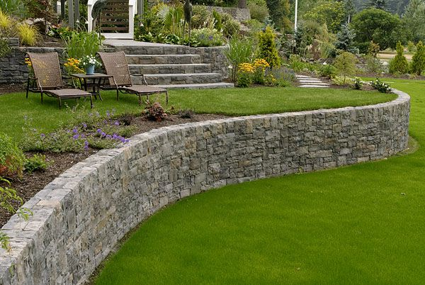1000+ Ideas About Retaining Wall Design On Pinterest