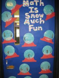 1000+ ideas about Math Door Decorations on Pinterest
