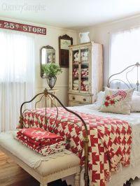 1000+ ideas about Farmhouse Bedrooms on Pinterest