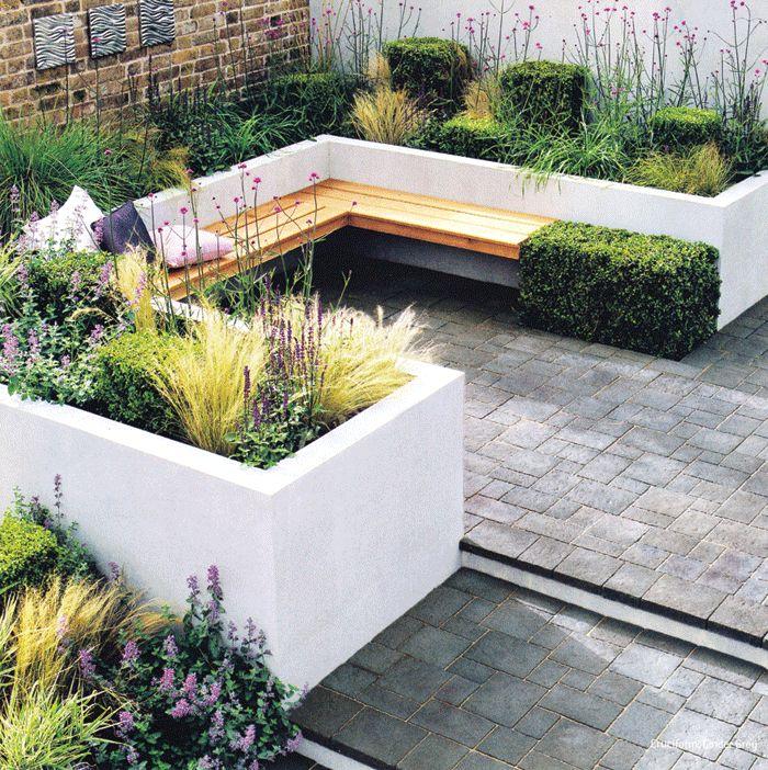 25 Best Ideas About Planter Bench On Pinterest Garden Bench