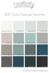 17 Best images about 2017 Color Trends on Pinterest