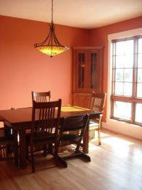 terra cotta kitchen paint