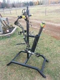 96 best images about Bow Racks, Stands, And Accessories on ...