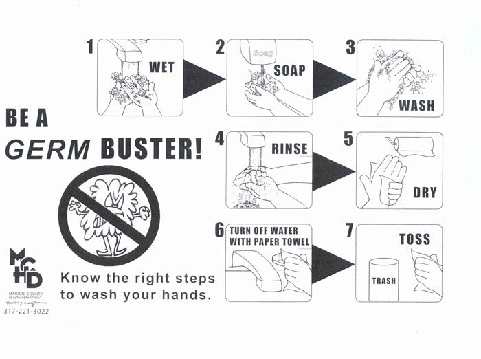 17 Best images about Handwashing 101 on Pinterest