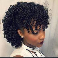 Best 25+ Natural Hair Mohawk ideas on Pinterest | Natural ...