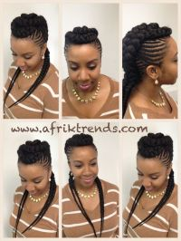 Best 25+ Natural Hair Mohawk ideas on Pinterest | Natural ...