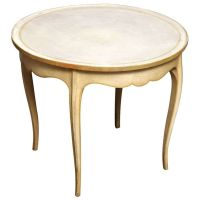 Modern Round Side Table. Top Twotiered Small Round Side ...