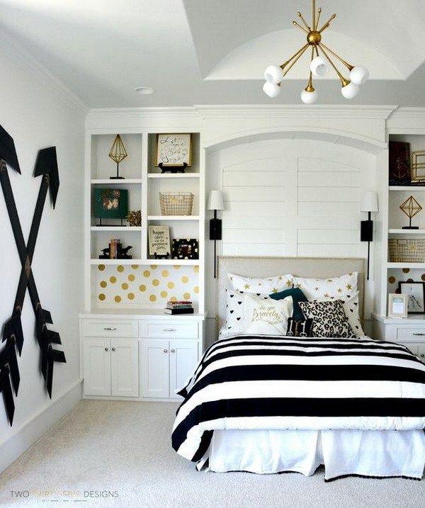 25 Best Ideas About Teen Girl Bedrooms On Pinterest Teen Girl