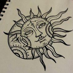 simple sun drawing tumblr – Google Search