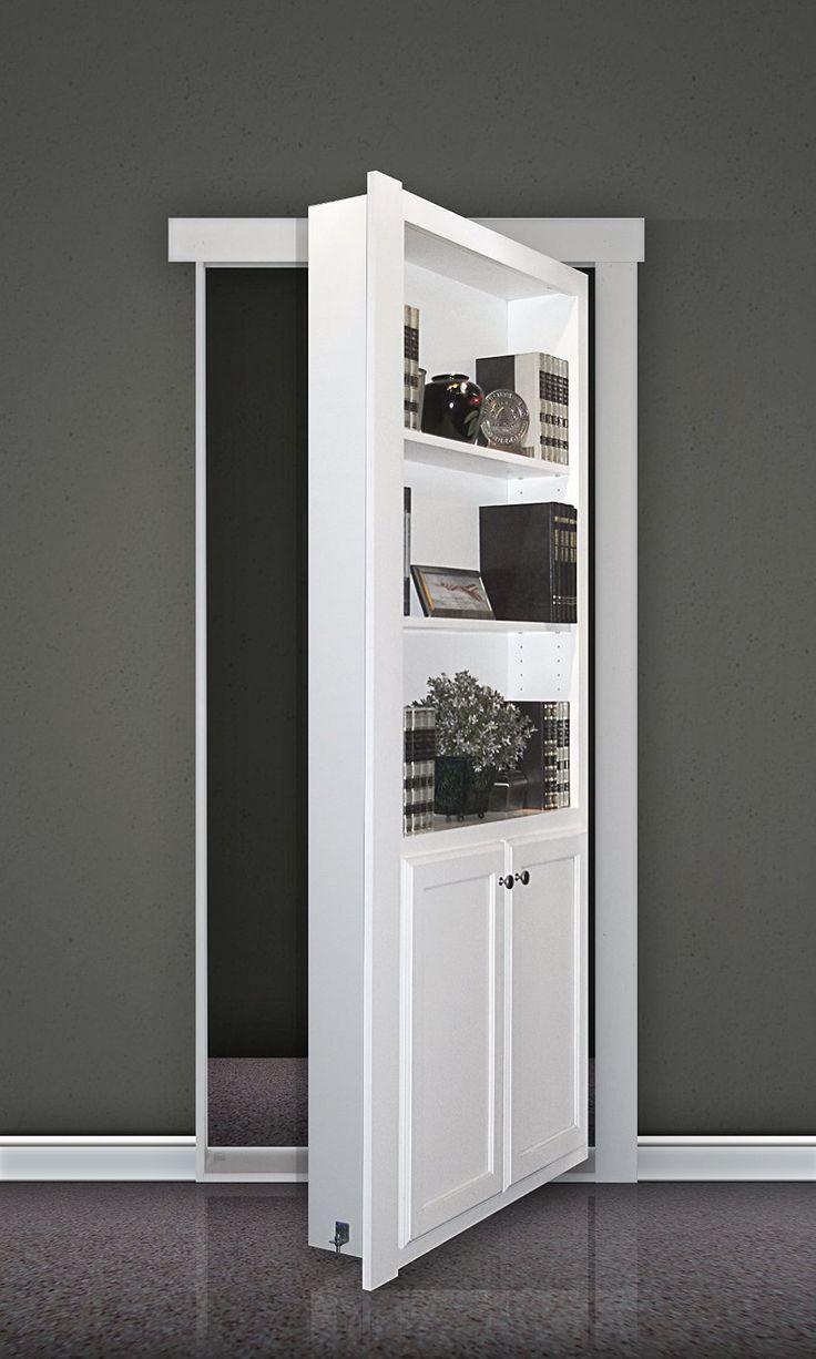 1000+ ideas about Hidden Door Bookcase on Pinterest