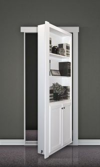 1000+ ideas about Hidden Door Bookcase on Pinterest