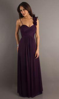 25+ best ideas about Plum Bridesmaid Dresses on Pinterest ...