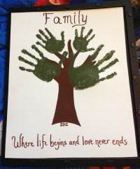 7 best images about Family handprints on Pinterest ...