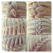 ideas types of braids