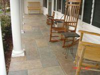 scored concrete patio, porch | The Best Concrete Patio ...