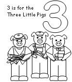 31 best images about 3 little pigs on Pinterest