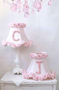 Lamp Shade For Little Girls | kids & baby room | Pinterest ...