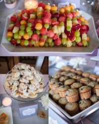 baby shower brunch ideas!
