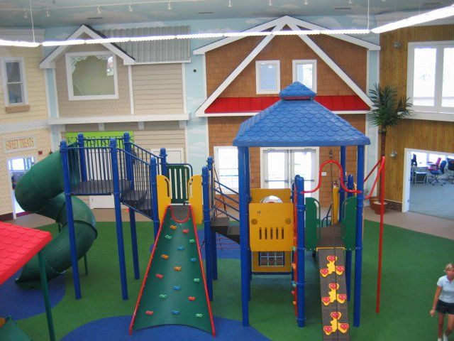 Designing A Daycare Center