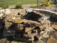 17 Best images about Natural Stone Fire Pits on Pinterest ...