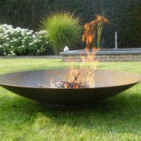 Corten Steel Fire Bowl   The Pot Company. Garden Plant ...
