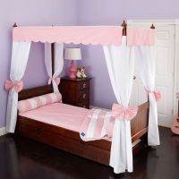 18 best images about Princess Toddler Bed With Canopy on ...