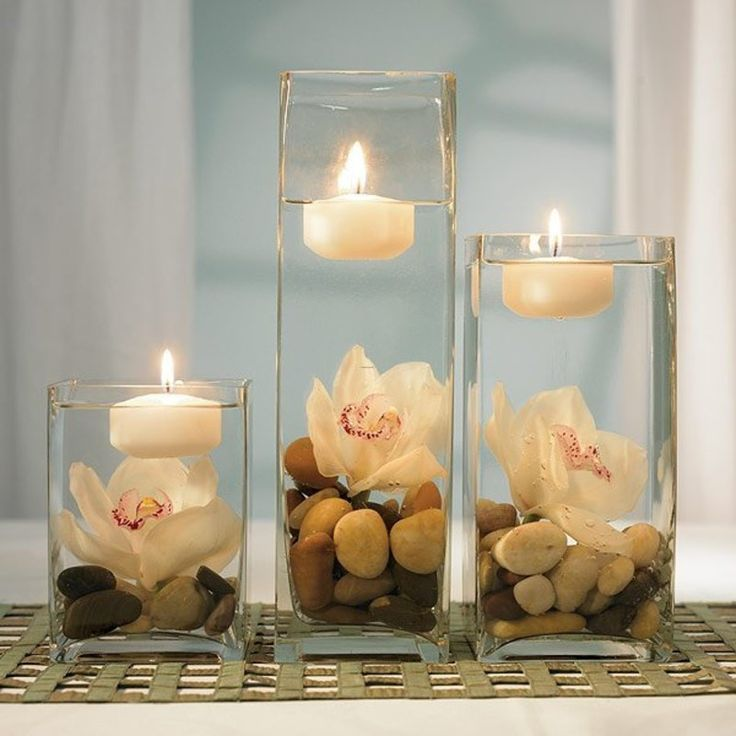 25 Best Ideas About Center Table Decorations On Pinterest