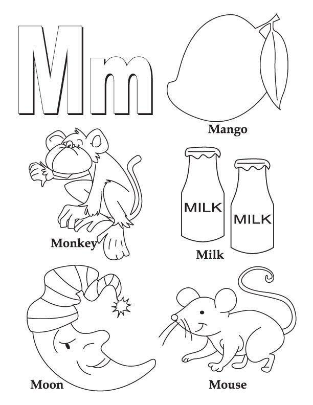 17 Best ideas about Preschool Letter M on Pinterest