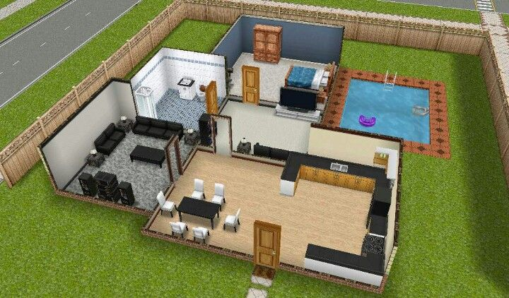 The Sims Ideas For Houses House Interior