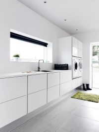 25+ best Modern laundry rooms ideas on Pinterest ...