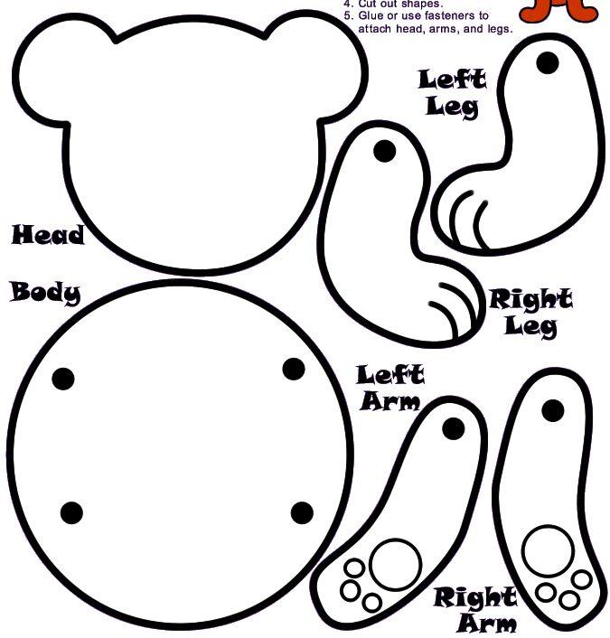 Best 25+ Teddy bear crafts ideas on Pinterest