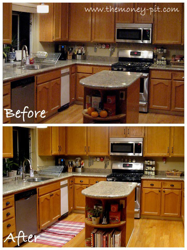1000+ images about my honey oak cabinets revamp ideas on