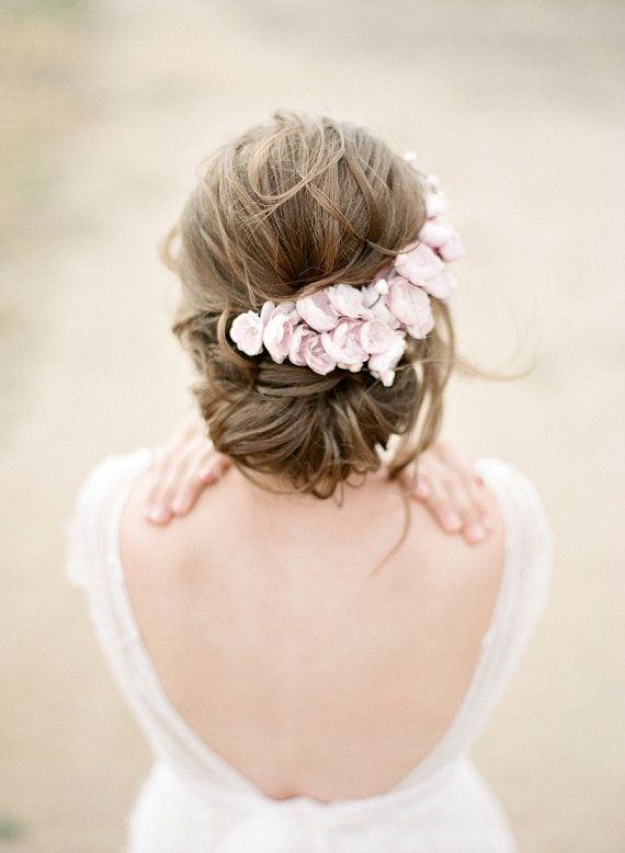 78 Best ideas about Flower Headpiece Wedding on Pinterest