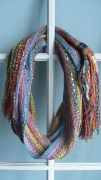 205 best images about Weaving Scarves on Pinterest | Loom ...