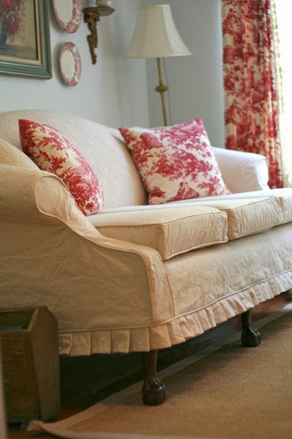 How to Create Slip Covers for Sofas  Quilt Custom