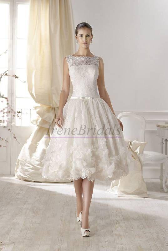 Die 25 Besten Ideen Zu Brautkleid Knielang Auf Pinterest Kleid
