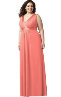 28 best images about Top 100 Plus Size Bridesmaid Dresses ...
