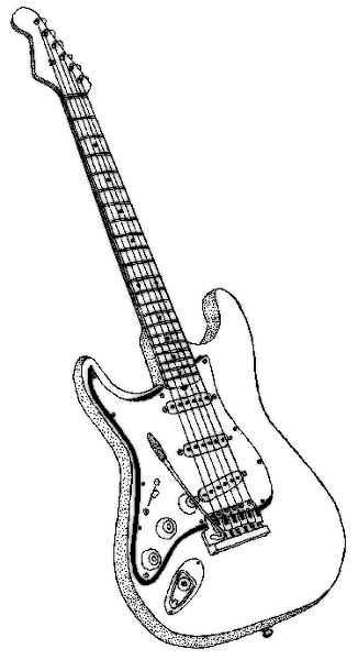 Bass Pickups Schaltplang