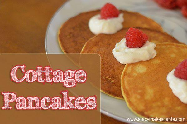 Trim Healthy Tuesday: Cottage Pancakes (S) – Coconut Flour, Eggs, Cottage Cheese, Almond Milk