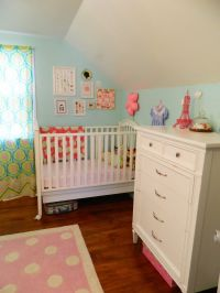 Blue girl nursery | Baby Decor Ideas | Pinterest | Blue ...
