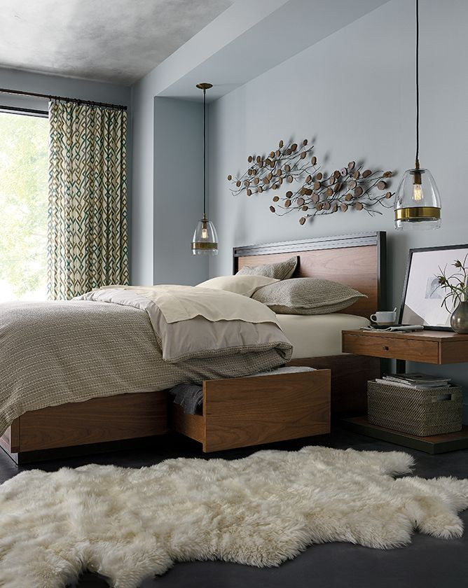 25 best ideas about Grey brown bedrooms on Pinterest