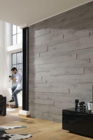 3D Wandpanelen Beton  Slaapkamer  Pinterest  Eethoek