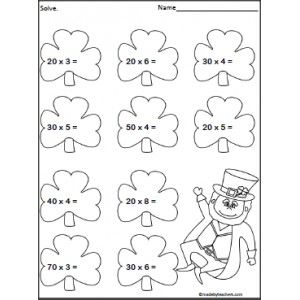 1000+ images about St. Patrick's day worksheet on