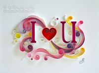 1000+ images about Quilling: Hearts on Pinterest ...