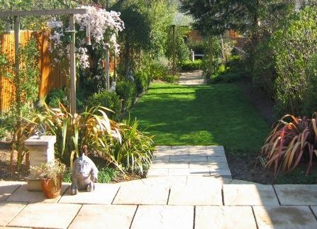 The 138 Best Images About Long Thin Pretty Garden On Pinterest