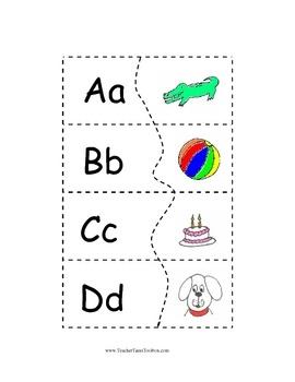 17 Best images about preschool ~ letter recognition