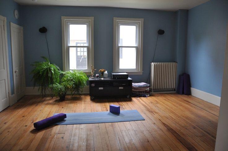 Home Based Yoga Studio Ideas - Google Search