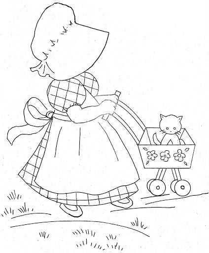 262 best Dreaming of a sunbonnet sue quilt made of