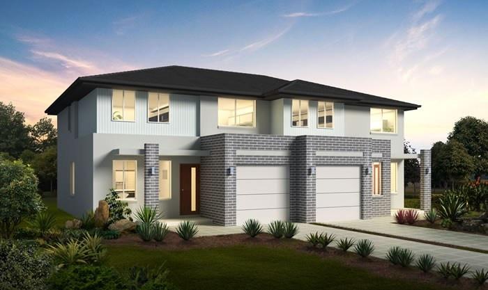 Masterton Home Designs Twin Oaks Duplex Facade Visit